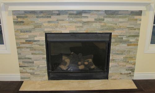 Ledgestone Fireplace Are Fascinating Option : Ledgestone Fireplace Are Fascinating Option : Ledger Stone Fireplace ...