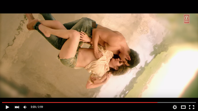 While the Hate Story franchise has been marketed as erotic thrillers, the surprise in the third part is the searing chemistry between Sharman Joshi and Zarine Khan. Both talented actors, trapped in soft vegetable image, send mercury rising with their raunchy avatars which get intensely physical and create molten hot scenes.