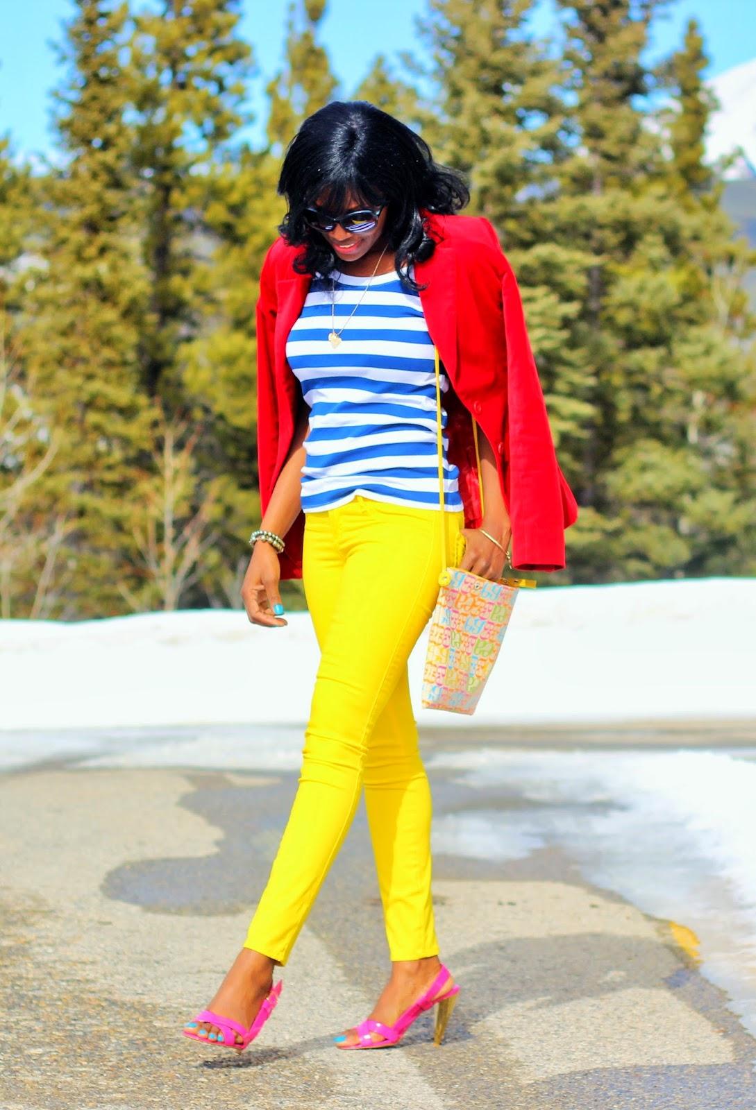 Perfect Striped Shirt