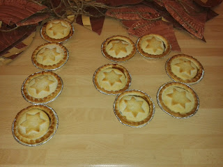 10 Tesco Mince Pies