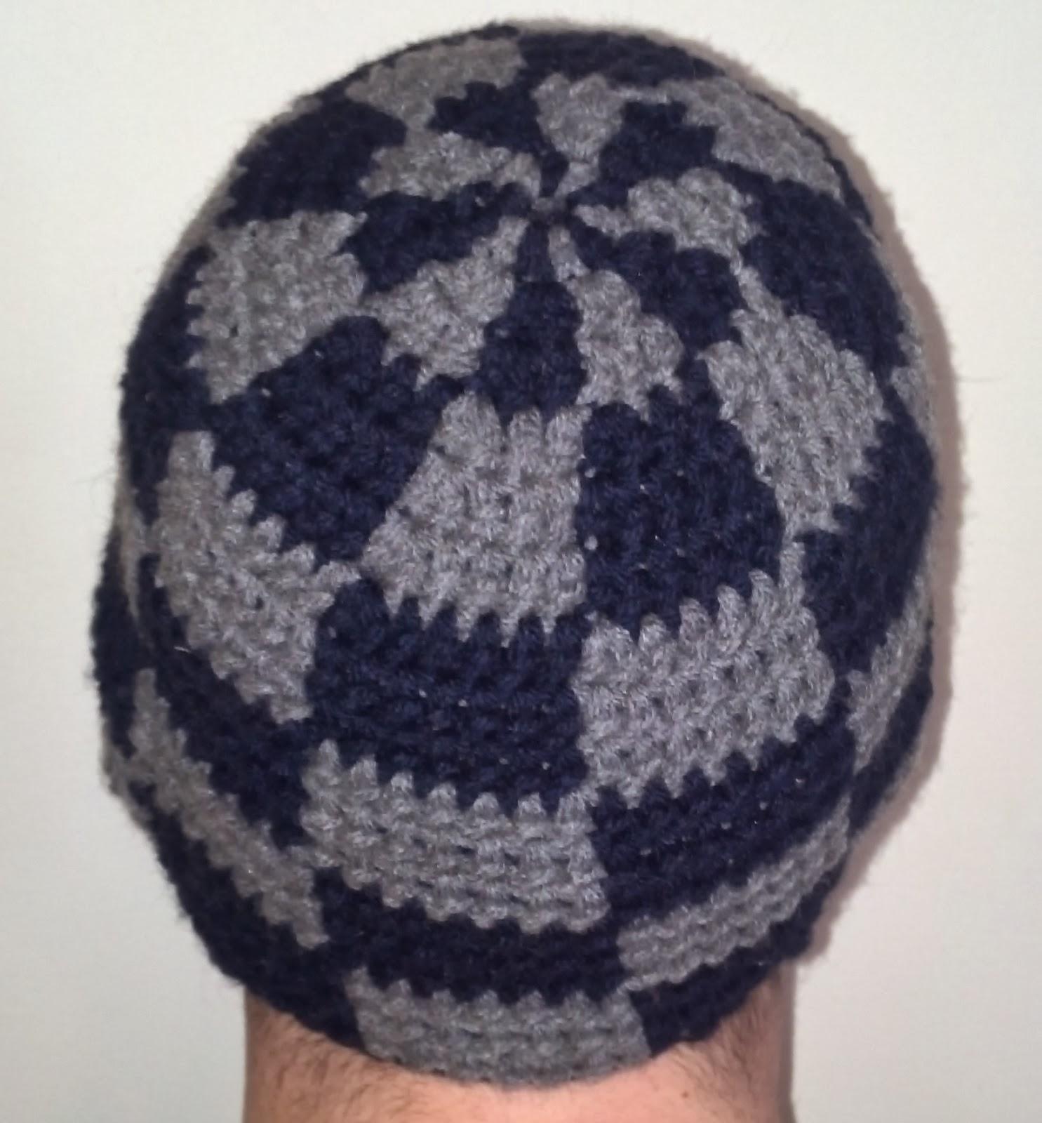 Pattern checkered hunting hat knit a bit crochet away pattern checkered hunting hat dt1010fo