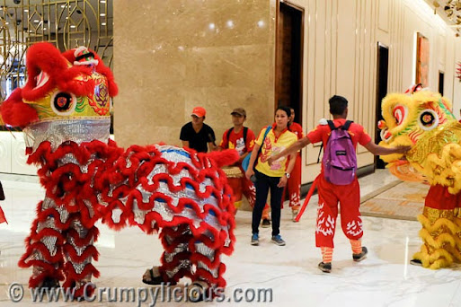 solaire resorts and casino chinese new year