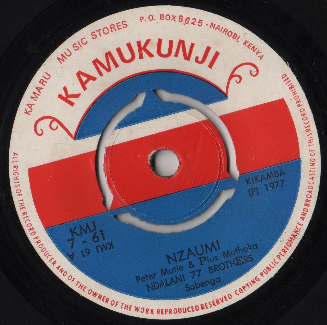 Ndalani 77 Brothers Nzaumi Nzioka