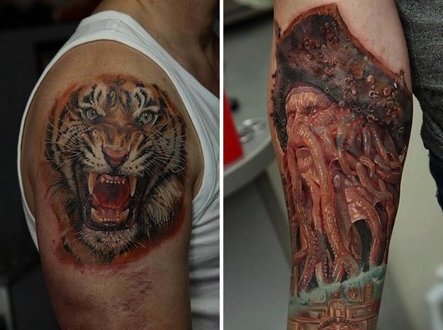 tatuajes indio mamada