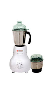 PayTM : Buy Olympus JUNIOR 500 W Mixer Grinder (White/2 Jar) at Rs. 750 only