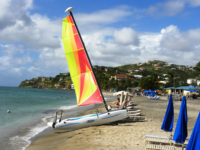 Frigate Beach St. Kitts