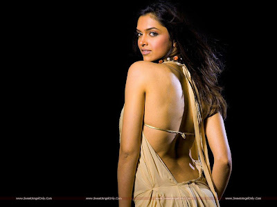 Deepika Padukone Bollywood Babe Wallpaper