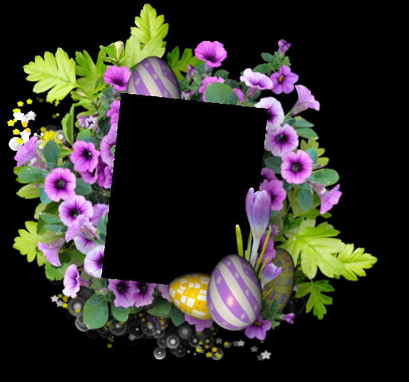ForgetMeNot: Easter frames