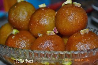 Sweets| Desserts| Gulab Jamun| Sheera| Sugar syrup
