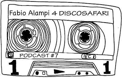 Discosafari - Podcast #7 - FABIO ALAMPI