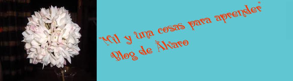 Blog de Álvaro