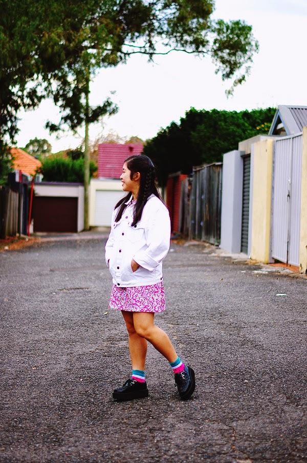 courage and cherry pie, elashock, fashion, blogger, outfit, style, casetagram, casetify, diy, tuk, levis, japanese, english, australia, sydney, teen, girl, エラショック, ファッション, ファッションブログ, ブロガー, 日本語, 英語, オーストラリア, コーデ, コーディネート, 洋服, スタイル
