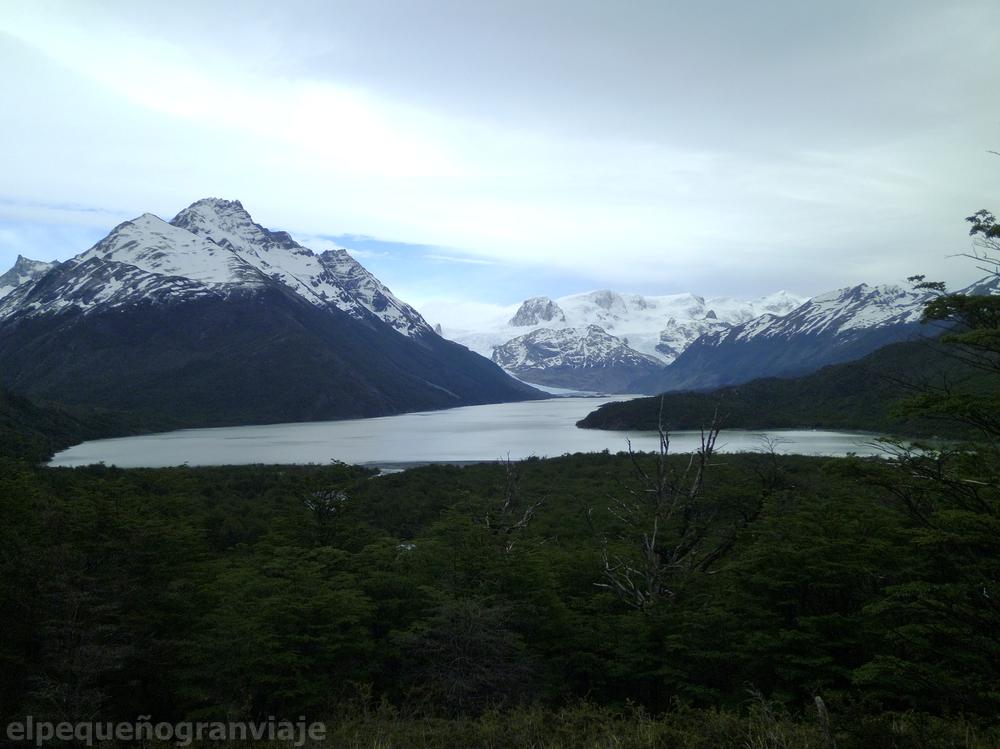 Parque Nacional Torres del Paine,Lago Dickson