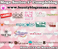 "Sorteo en ""Beauty Blog by Susana"""
