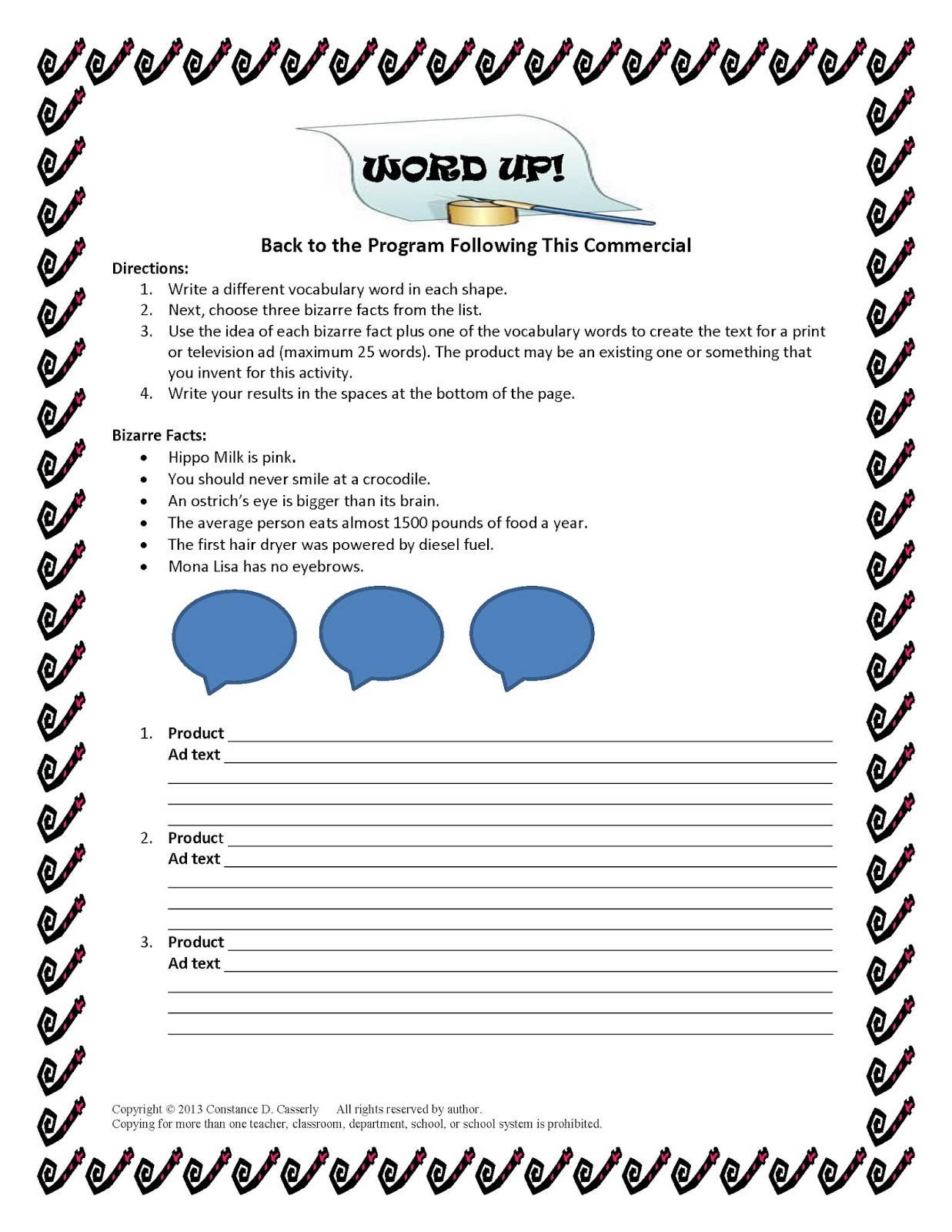 fun creative writing exercises for high school Valentine's day writing activities high school writing be creative everyone will have fun giving and receiving these little love notes.