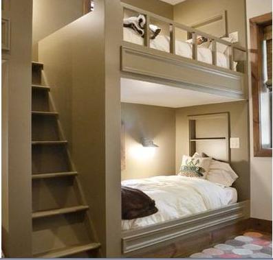 Decorar habitaciones camas dormitorios infantiles - Camas dormitorios infantiles ...