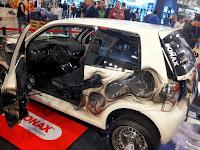 VW Lupo Der weisse Wolf