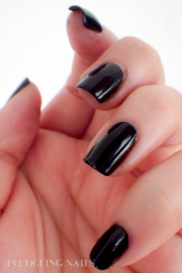 Fledgling nails swatches and reviews salon perfect oil for A perfect 10 nail salon rapid city