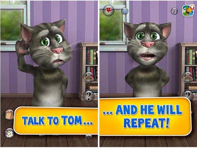 talking tom cat 2 apk v2 2 mod unlimited money