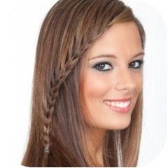 Peinados Y Moda Fotos De Peinados Con Trenzas Para Cabello Largo
