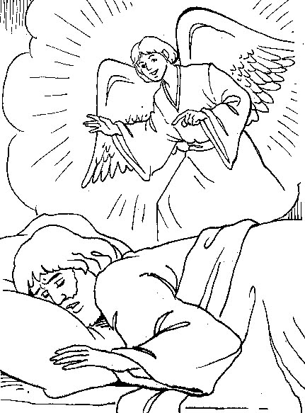 Dibujos Cristianos Para Colorear: Colorear Dibujos Biblicos