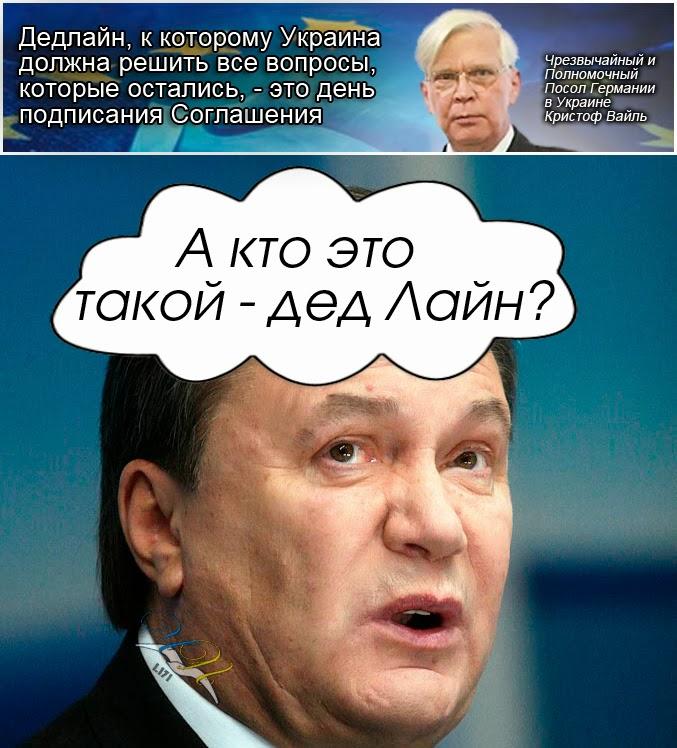 Европа советует Януковичу сосредоточиться и определить приоритеты: установлен дедлайн - Цензор.НЕТ 6561