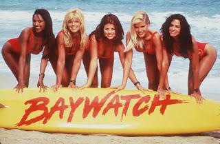 Cewek-Cewek Baywatch Dulu dan Kini