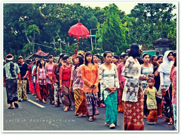 Traditional Wedding of Sasak Lombok