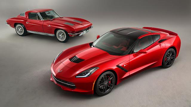 Return of the Stingray: The 2014 Chevrolet Corvette