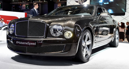 2016 Bentley Mulsanne Speed Interior Review Price Release Date