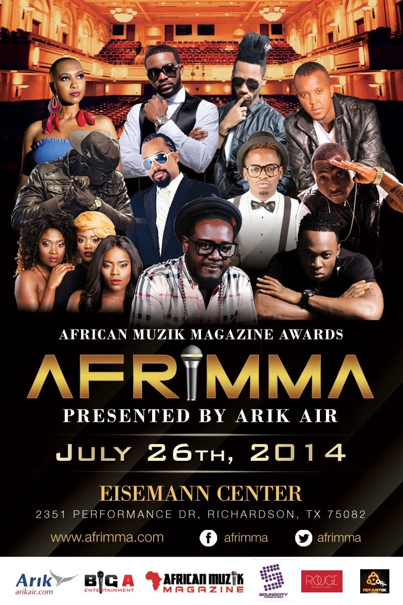 ARIMMA AWARDS 2014