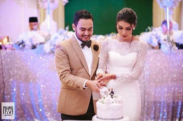 Koleksi Foto-Foto Pernikahan Sharifah Sakinah & Aliff Adha