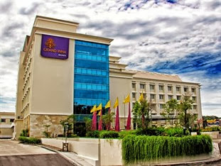 Info Diskon Kamar Grand Inna Muara Hotel Padang