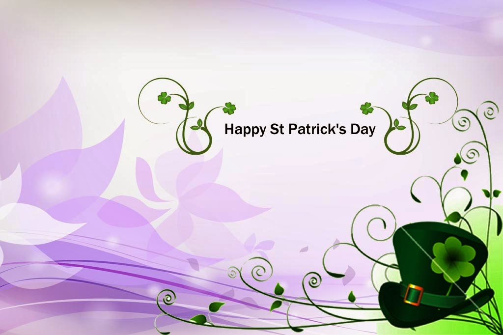 Happy Saint (St) Patrick's Day 2014 Wishes Greeting Cards Wallpapers and Pictures