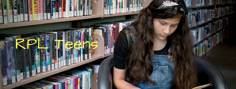 Rogers Public Library Teen Blog