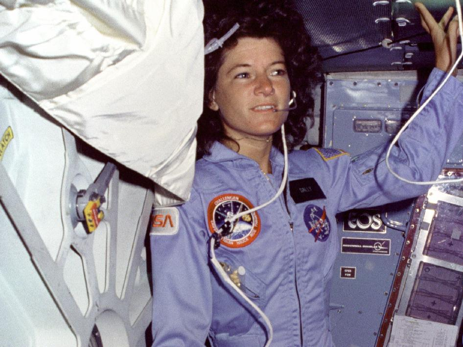 after sally ride nasa - photo #4