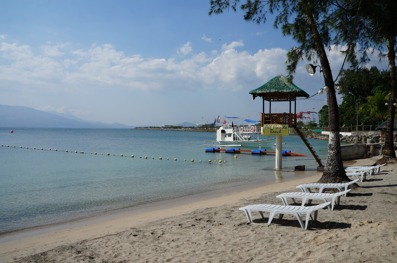 All Hands Beach Subic Bay Freeport Zones 39 Beach Resort For Everyone Wazzup Pilipinas News