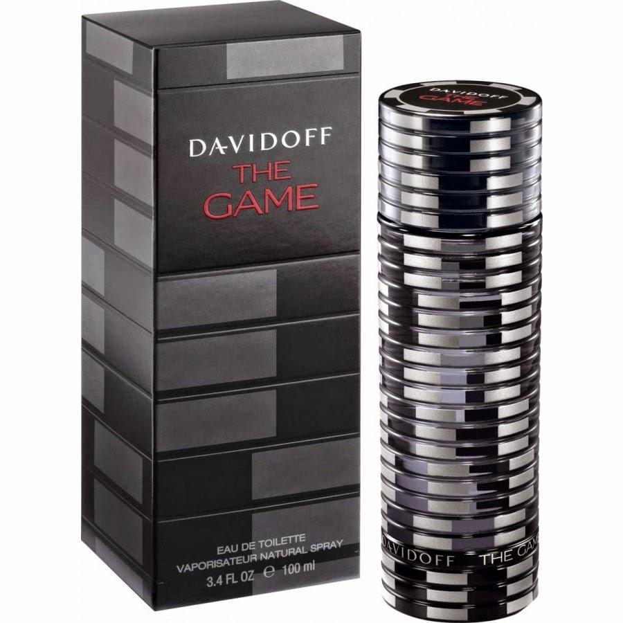 Perfume Davidoff the Game 100ml