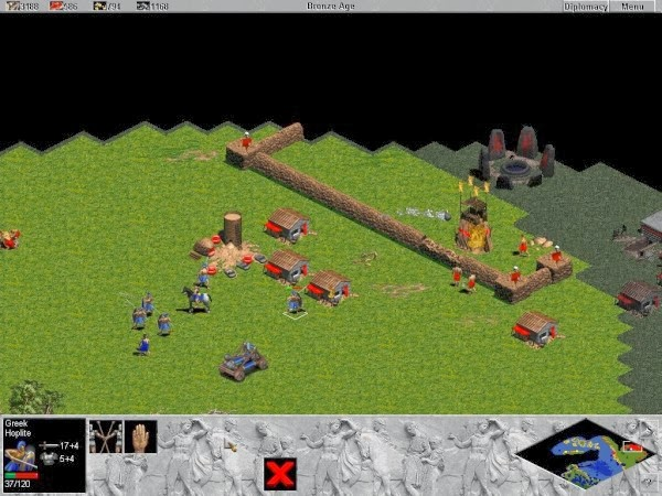 Age Empires Gold Edition Espa