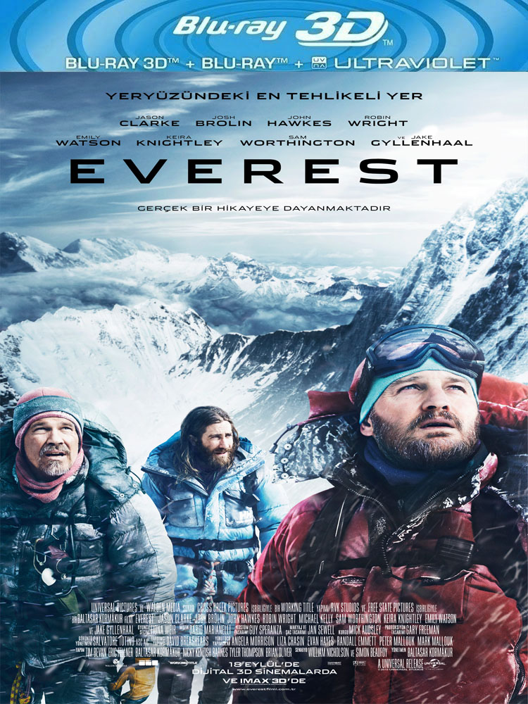 Everest (2015) 3D Film indir