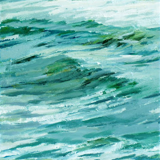 Long Wave I by Liza Hirst