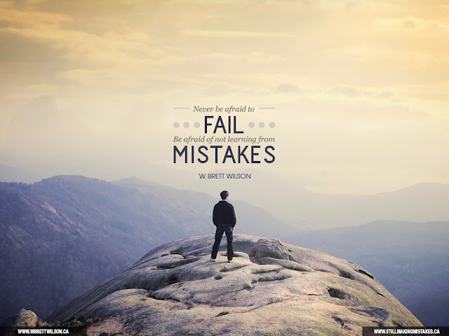 A quote about Failure by W. Brett Wilson