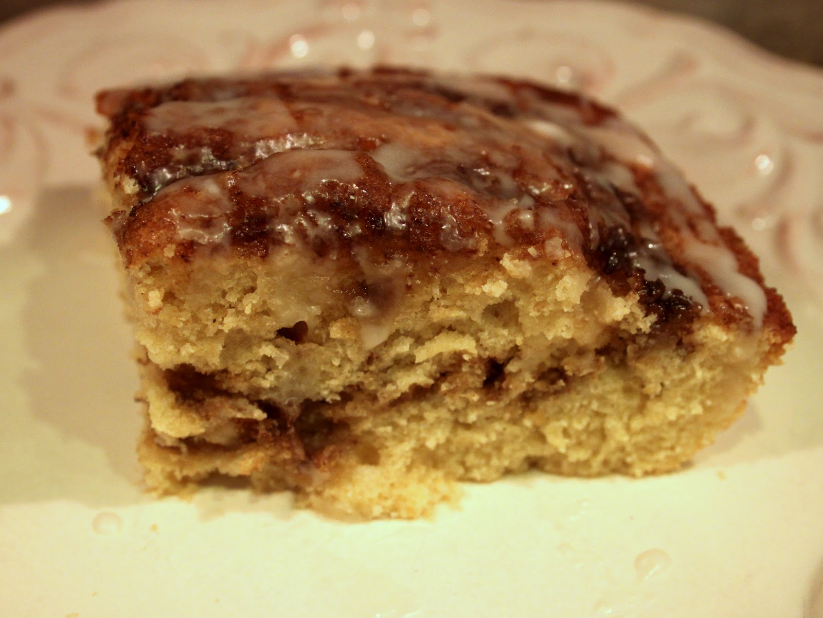 Our Bubble Life: Overnight Cinnamon Sugar Coffee Cake