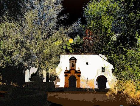 Santuario  Virgen de la Estrella, Villa del Río