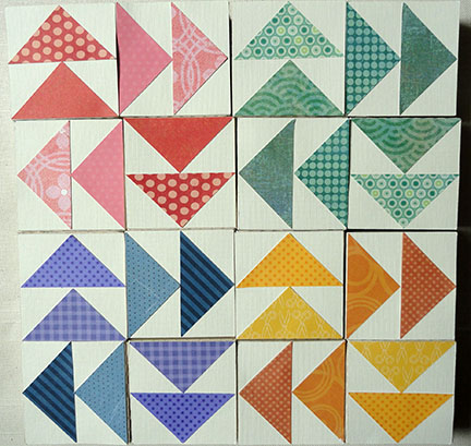 Needles 'n' Knowledge: Flying Geese Quilt Puzzle Blocks Patterns : flying geese quilting - Adamdwight.com