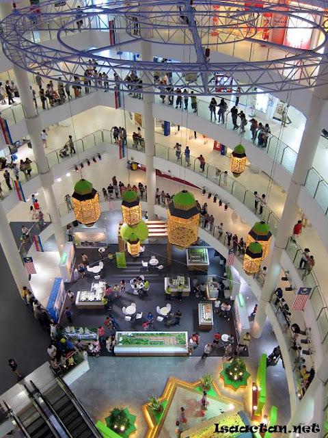 1st Avenue Mall Raya Performances