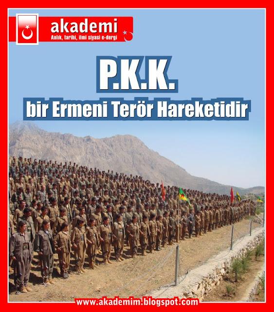 PKK bir Ermeni Terör Hareketidir