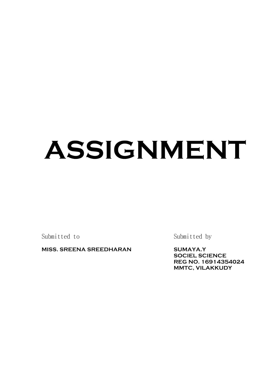 assignment no 01submitted to miss riffat In the supreme court of mississippi statement of assignment ashmore v miss auth on educ.