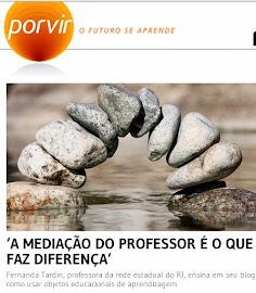 Entrevista ao site Porvir