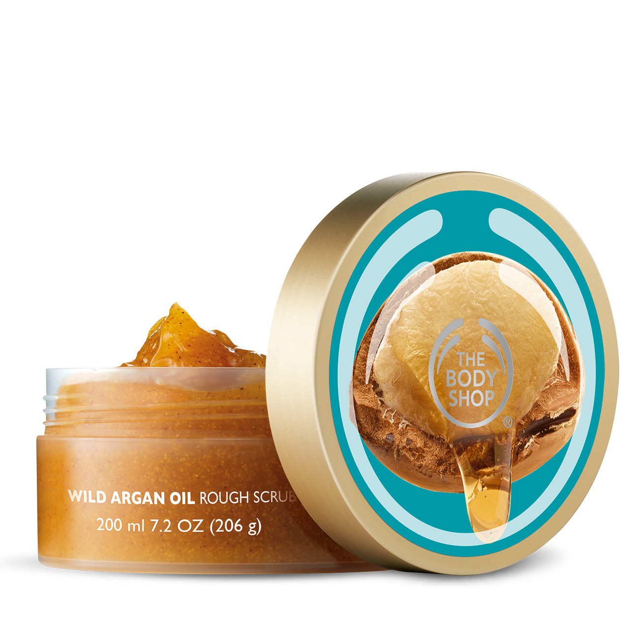 Wild Argan Oil Collection from The Body Shop- Review by ONE little MOMMA